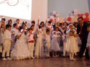 Mehmet Döğme Koleji, Kutlu Doğum Haftası Etkinlikleri Düzenledi