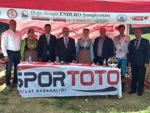 Kastamonu, Doğu Avrupa Enduro Şampiyonasına Hazırlanıyor