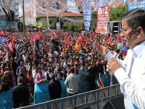 Davutoğlu'ndan CHP'ye: Hazinenin Kasasını Doldurduk. Biz Onu Sana Bırakır Mıyız?