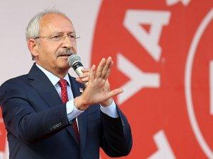 Kılıçdaoğlu: Türkiye'yi Büyüttüysen Bu Kadar İşsiz Niye Var?