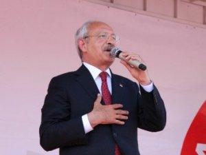 Kılıçdaroğlu: 7 Haziran'da Elektrik Kesilirse Seçim Sandığının Üzerine Oturun