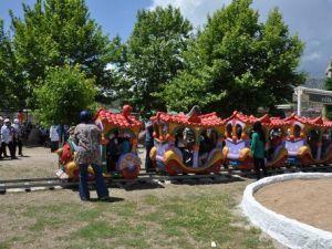 Eğirdir Rüya Park Açıldı