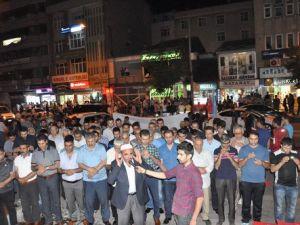 Çinin Uygurlara Yönelik Uygulamaları Bingölde Protesto Edildi