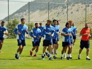 Antalyasporlu Oyunculardan Samuel Etooya Tam Not