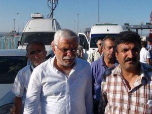 Yalovada HDPliler Kılıç Ailesinin Cenazelerini Karşıladı