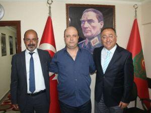 Başkan Salman ve Öztaştan Kıbrıs Duyarlılığı