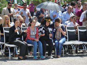 Muşta Şehit Jandarma Komutanı İçin Tören Düzenlendi