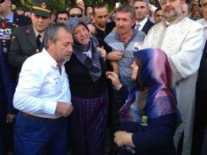 Şehit Uzman Çavuş Sarpkayayı Binler Uğurladı
