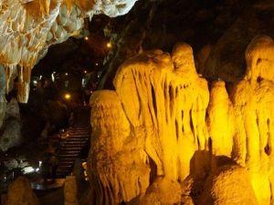 Yaz Sıcağında Mağara Serinliği