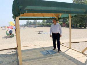 Yalova Belediyesi Engellilere Özel Plaj Yaptırıyor
