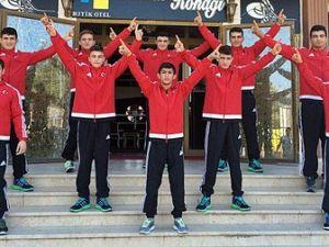 Milli Güreşçilerde Sırbistan Heyecanı