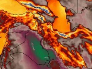 Hissedilen sıcaklık 70 derece