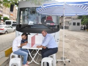 Bölgedeki Çatışmalar Kan Bağışını Olumsuz Etkiledi