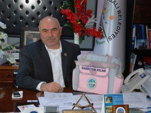 Karaisalı Belediyesinden Hoş Geldin Bebek Projesi