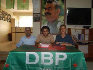 DBP Muş İl Örgütüden Silopi ve Diyarbakır Olayları Değerlendirmesi