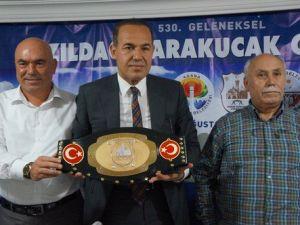 MHP Lideri Bahçeli, Güreş Ağalığı Yapacak