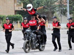 Karamanda Motosikletli Yunus Timleri Göreve Başladı