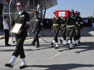 Bingölde Şehit Düşen Askerler Memleketlerine Uğurlandı