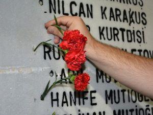 Yalovada Depremde Hayatını Kaybedenler Anıldı