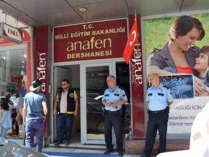 Yalovada Polisin Eğitim Yuvalarındaki Araması Sona Erdi