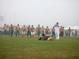 Kızıldağ Karakucak Güreşlerinde Başpehlivan Sait Bingöl Oldu