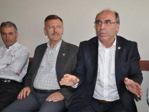 CHP Heyeti Muşta