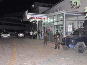 Bingölde Polise Saldırı: 2 Yaralı