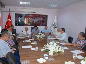 Karaisalı Belediye Meclisi Eylül Ayı İlk Toplantısını Yaptı