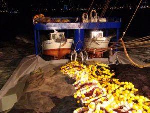 Rizede Balıkçılar Vira Bismillah Dedi