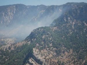 Kozandaki Orman Yangını 3 Gün Sonra Kontrol Altına Alındı