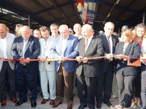 Çorlu Belediyesi Kapalı Pazar Yeri Açıldı