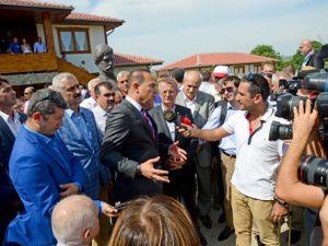 Büyükşehir Belediyesinin Bulgaristanda Yaptırdığı Koca Yusuf Müzesi Açıldı