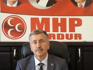 Sakızcı: MHP ve HDPyi Karşı Karşıya Getirme Çabası Siyasi Rant İçin