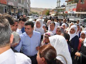 HDP Eş Genel Başkanı Demirtaş: En Acil İhtiyacımız Olan Şey Barıştır