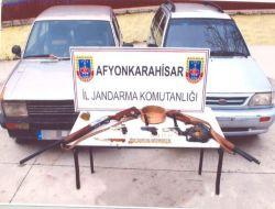 Afyonkarahisar'da Jandarmadan Organize Suç Örgütüne Darbe - Afyon