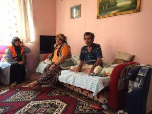 Kimse Yok mu Derneği, Yaşlı Çiftin Yardıma Koştu