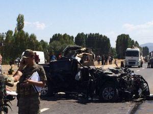 Özel Harekat Ekibi Kaza Yaptı: 2 Şehit, 2 Yaralı