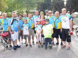 Hareketlilik Haftası Bisiklet Turu Düzenlendi