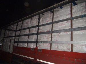Tırdan 150 Bin Paket Kaçak Sigara Çıktı