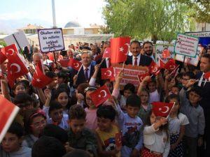 Erzincanda 40 Bin Öğrenci Ders Başı Yaptı