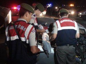 Arkadaşlarının Düğününe Giden Subaylar Kaza Yaptı: 3 Ölü, 4 Yaralı