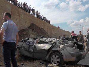Azeri Uyruklu Akademisyen Kazada Hayatını Kaybetti, Arkadaşı Yaralandı