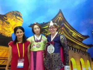Düzce Üniversitesi, Güney Kore 44. Uluslararası Arıcılık Kongresine Katıldı