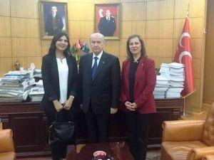 Milletvekili Adayı Nilgün Tosun: MHP Ülkenin Geleceğidir