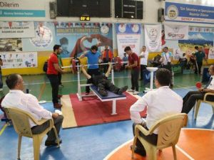 Halter Türkiye Şampiyonası Aksarayda Yapıldı