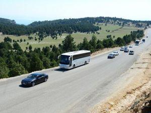 Başkan Sözlü: 30 Milyona Yapılacak Kızıltepe Yolunu 5 Milyon TLye Bitirdik