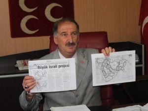 Bayburt MHP İl Teşkilatından Ak Parti İl Teşkilatına Sert Tepki