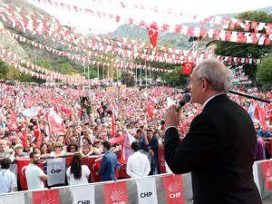 Kılıçdaroğlu: Türkiyenin Yarısı Kan Gölünde, Sorumlusunu Bulamıyoruz
