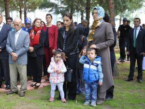 Amasya Emniyet Müdürlüğü Şehit Başkomiser Adına Çeşme Yaptırdı