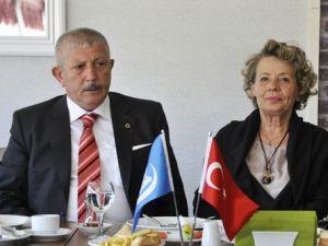 MHP Milletvekili Adayı Sarı: Ölenler Hainlerin Kirli Emelleri Uğruna Katledildi